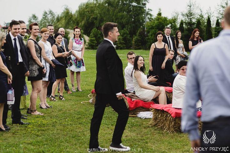 5. Rock Wedding,Outdoor ceremony / Rockowe wesele,Ceremonia w plenerze,Anioły Przyjęć