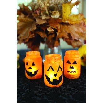 Halloween lyslykt