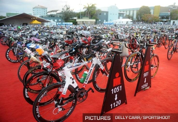 Bikes at Port