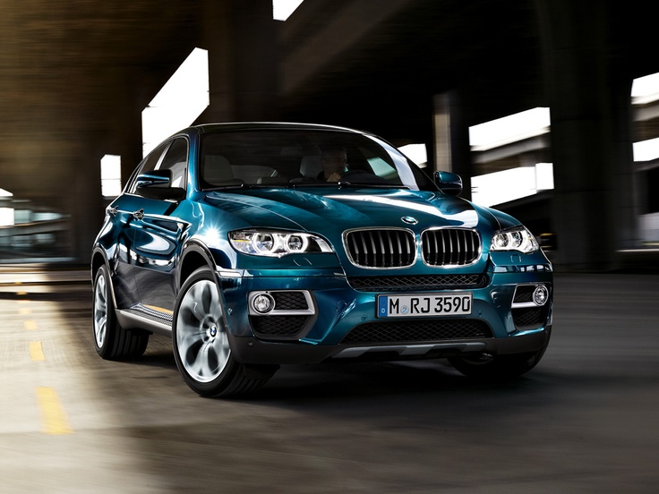 BMW X6 : Images  BMW South Africa