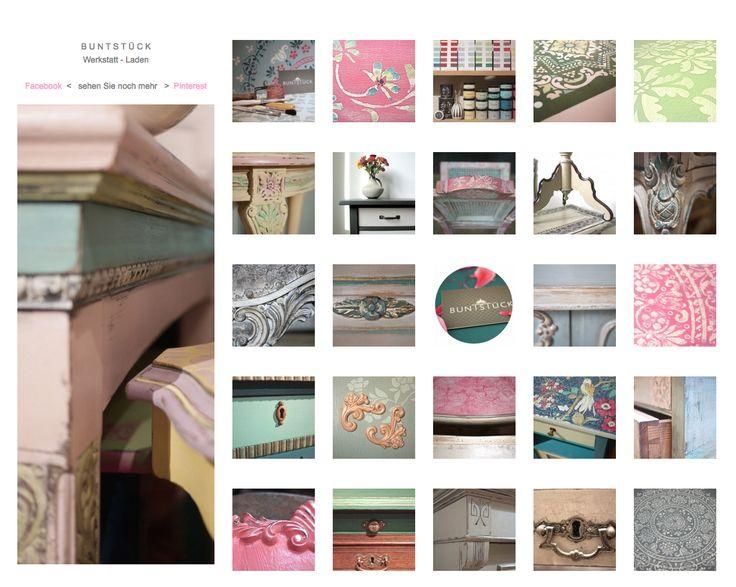 Fancy Kreativ Hamburg Das Spiel Diy M bel Schablonen Muster Farben M bel Vintage Upcycling Kreide Malen