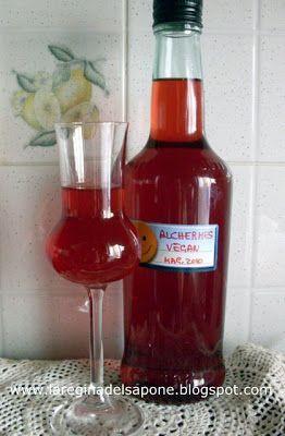 La Regina del Sapone: liquori naturali