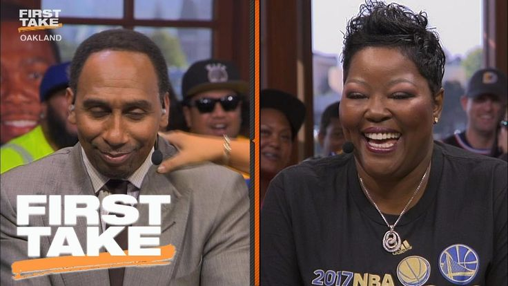 Stephen A. Smith Apologizes To Kevin Durant's Mom | First Take | June 13..2O17 SECOND TONGUES TUESDAY EARLY BIRTHDAY GIFT 1N 13 DAYS 6/26MIRACLE NEW SEASON  SUMMER STARTS 6/2O/2O17NEXT TUESDAY  FATHER'S DAY THIS SUNDAY 6/18/2O17.
