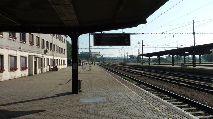 Železničná stanica Zvolen