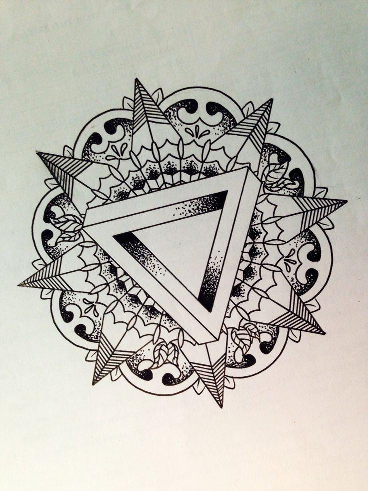 Inspiration de tatouage géométrique. Trouvez le meilleur tatoueur près de chez…