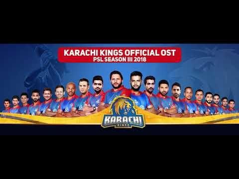 De Dhana Dhan - Shehzad Roy ft. Shahid Afridi - Karachi Kings Official T...