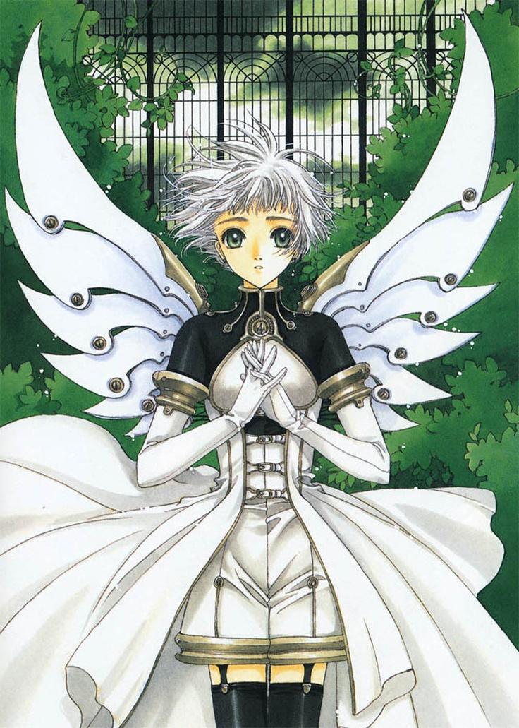Suu (Clover) | Anime, Manga illustration, Xxxholic