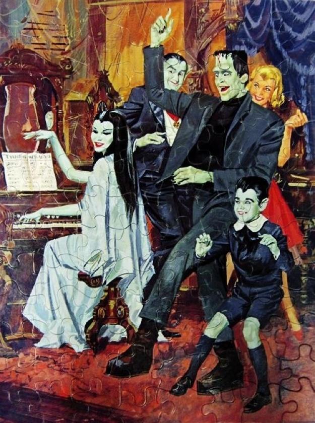 The Munster Family