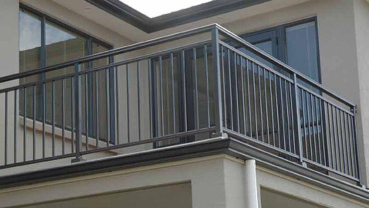 Balustrades | Glass Balustrades | Aluminium Balustrades | Handrail ...