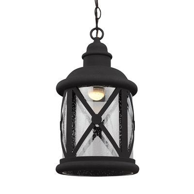Sea Gull Lighting 6221492S Lakeview LED Outdoor Pendant Light