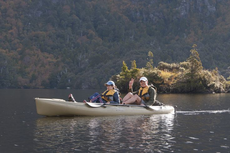 Dove Lave by Hobie pedal powered kayak