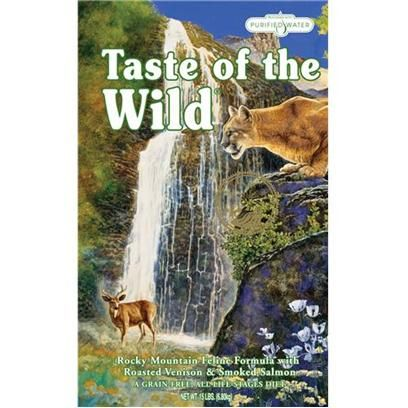 Taste of The Wild Rocky Mountain - Dry Cat Food - PetCareRx