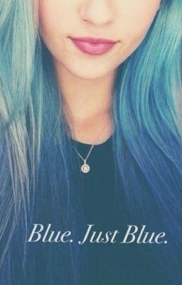 Blue Stevens, une jeune adolescente avec les cheveux bleus et un pass… #romandamour # Roman d'amour # amreading # books # wattpad