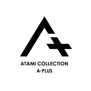 熱海商工会議所が展開する熱海ブランド A-Plusのロゴマーク。 熱海らしい魅力のある地元商品を厳選し��