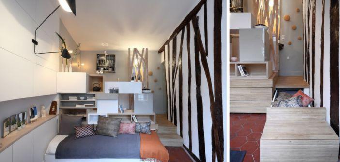 Wonen op 12 m²