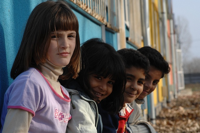 Asylum-seeking children stay in a reception centre in Debrecen, Hungary. © UNHCR/B. Szandelszky/2006Asylumseek Children