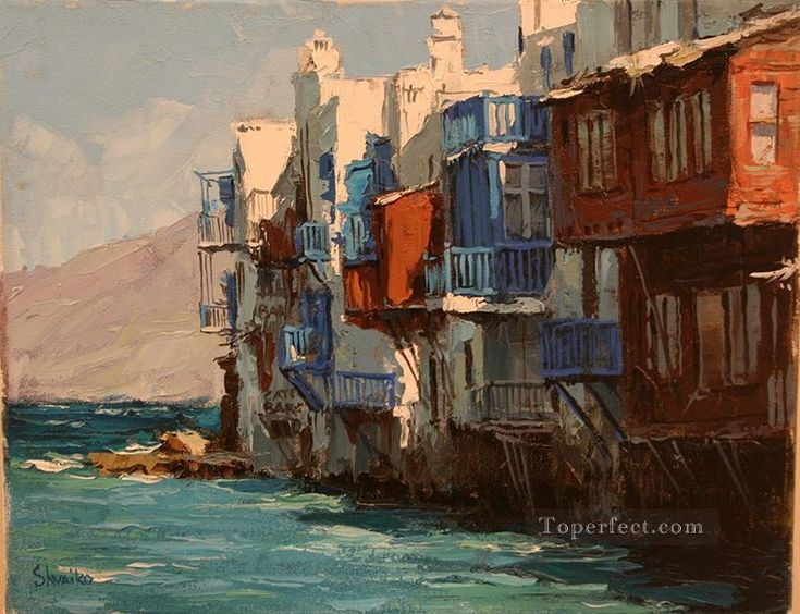 2-Little-Venice-in-Mykonos-Aegean