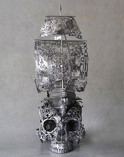 Skull Art - Voyage
