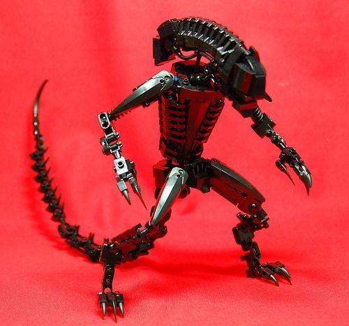 ALIEN #LEGO