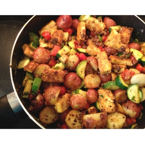 Thirty.: Southwestern Breakfast Hash | Substitute olive or coconut oil ...