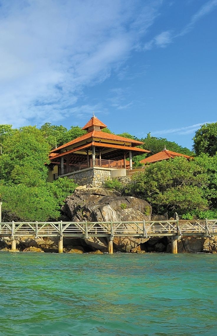 Sainte Anne Resort #Seychelles