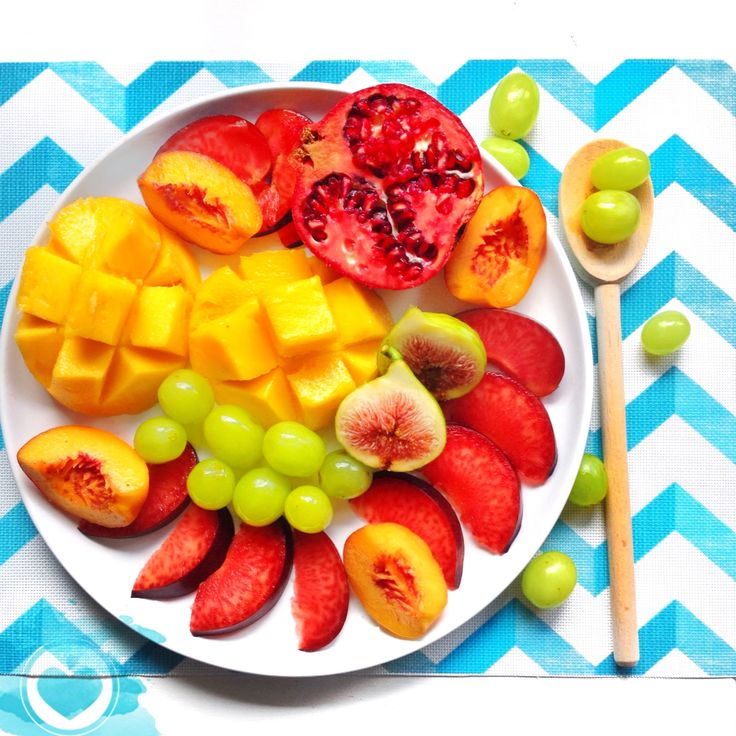 Summer fruits!
