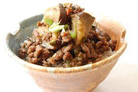 茄子とひき肉のネギみそ豆板醤丼|レシピブログ 好きな理由:カリフラワーライスの上にかけたらすごく美味しそうです!