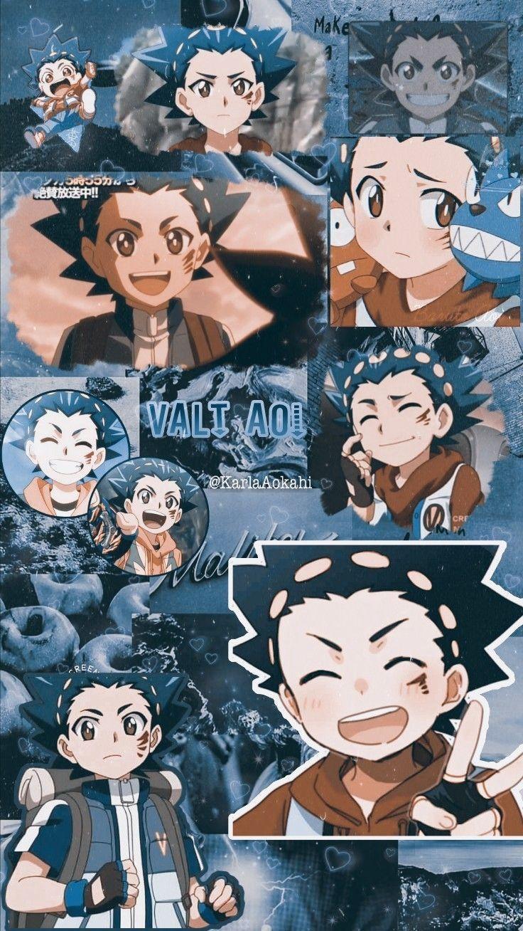 Volt Aoi 😍🥰 em 2020   Animes wallpapers, Anime, Kawaii
