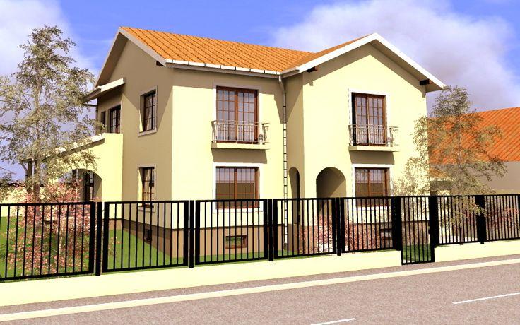 Casa Sibiu - model 55