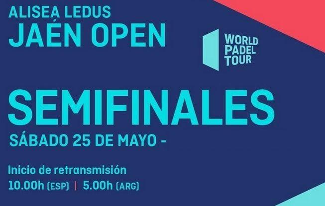 Semifinales World Pádel Tour Jaén 2019 Padelstar Padel Circuito Mejor Gif