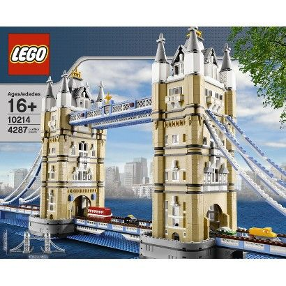 LEGO� Creator Tower Bridge 10214