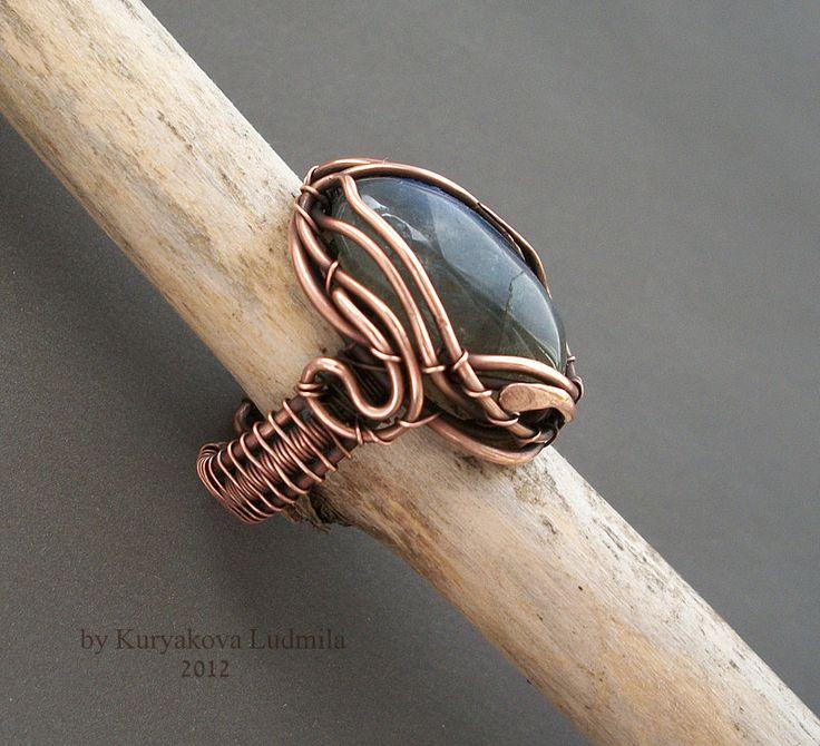 270 besten Love the Wire- Rings Bilder auf Pinterest ...