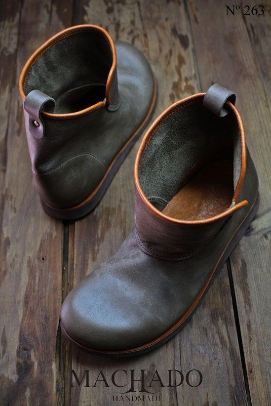Machado Handmade – leather shoes nº 263 (ecos do ofício)