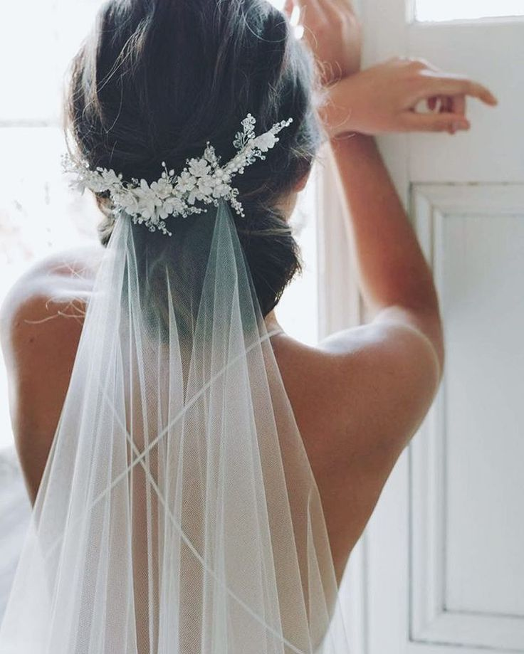 "14 gilla-markeringar, 1 kommentarer - @eventholics på Instagram: "" I give you some lovely wedding hair inspo today ✨"""