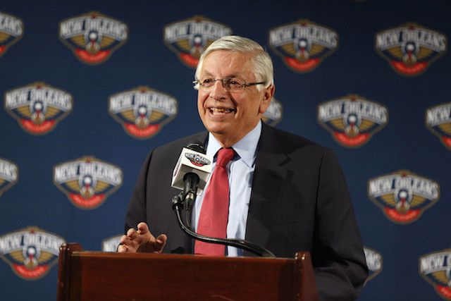 Former NBA commissioner David Stern commented on why the original Chris Paul trade between the Los Angeles Lakers and New Orleans Hornets was vetoed.