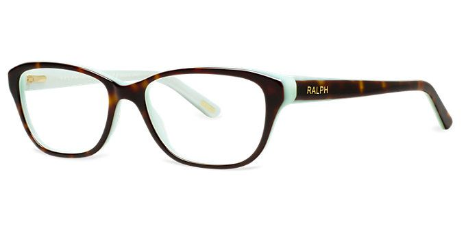 Eyeglass Frames New Trends : Ralph, RA7020 As seen on LensCrafters.com, the place to ...