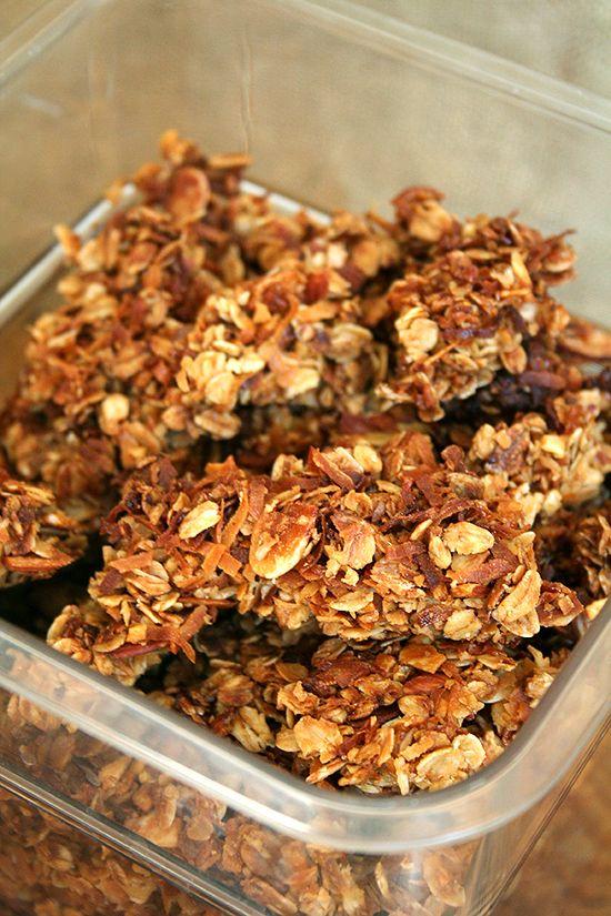 Town: Coconut Almond, Almond Granola, Almond Coconut Granola, Granola ...