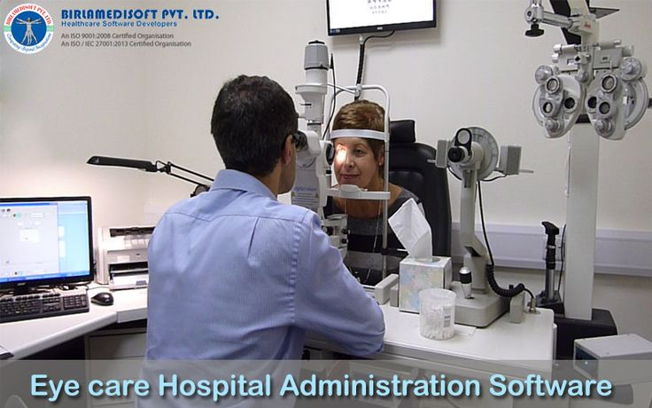 Manage your #eyecare hospital easily with our eye care hospital management #software. For more visit  - www.birlamedisoft.com