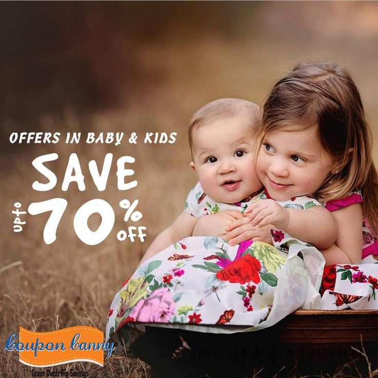 Offers in #Baby and #Kids : Save up to 70% Off at #Flipkart! Claim Now : http://www.couponcanny.in/flipkart-coupons/