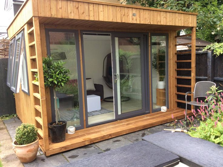 It S Going To Be A Garden Room Quiet E For Paperwork Our Business Although The P C Remains