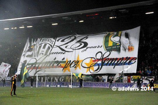 ADO Den Haag - Feyenoord 25.01.2014