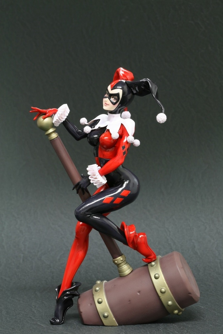 17 best images about harley quin on pinterest dc comics cosplay and joker and harley. Black Bedroom Furniture Sets. Home Design Ideas