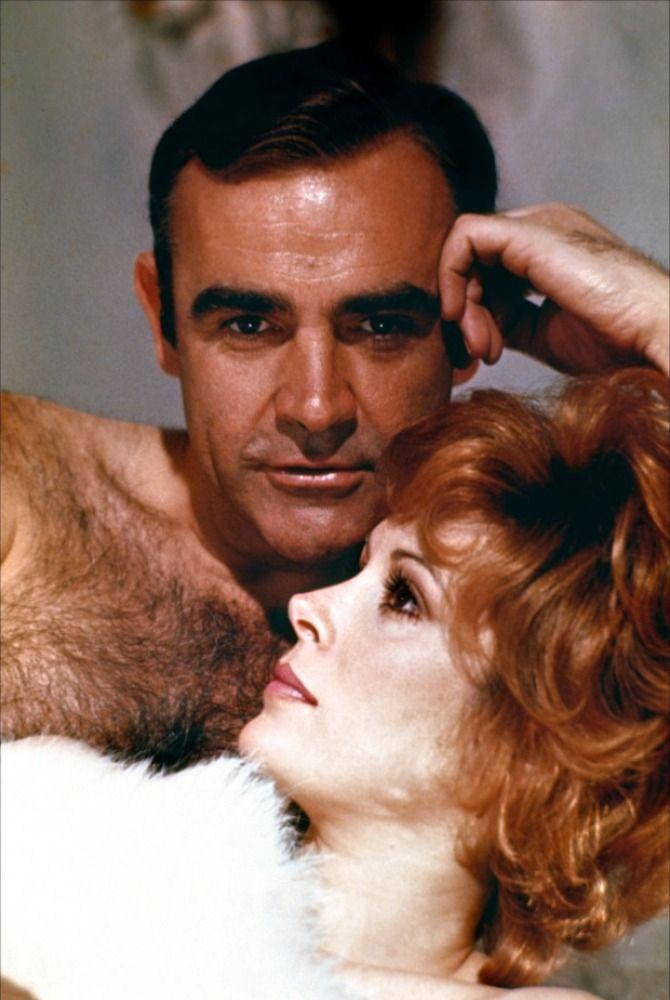 Sean Connery, Jill St John / Diamonds Are Forever / Les diamants sont éternels de Guy Hamilton (1971)