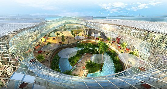 VP Architectes to build one of the largest shopping malls in China -  http://www.ecochunk.com/920/2012/07/13/vp-architectes-to-build-one-of-the-largest-shopping-malls-in-china/ -   Keep it GREEN and Enjoy! http://www.ecochunk.com