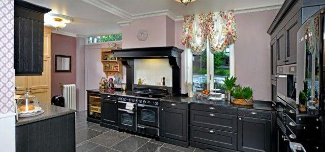 Donker Eiken Keuken Verven : Keuken op Pinterest – Butler Pantry, Eiken Keukens en Georganiseerde