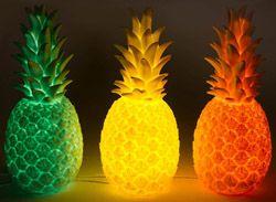 Lampe veilleuse Ananas Pina Colada - Goodnight Light - Bianca and Family