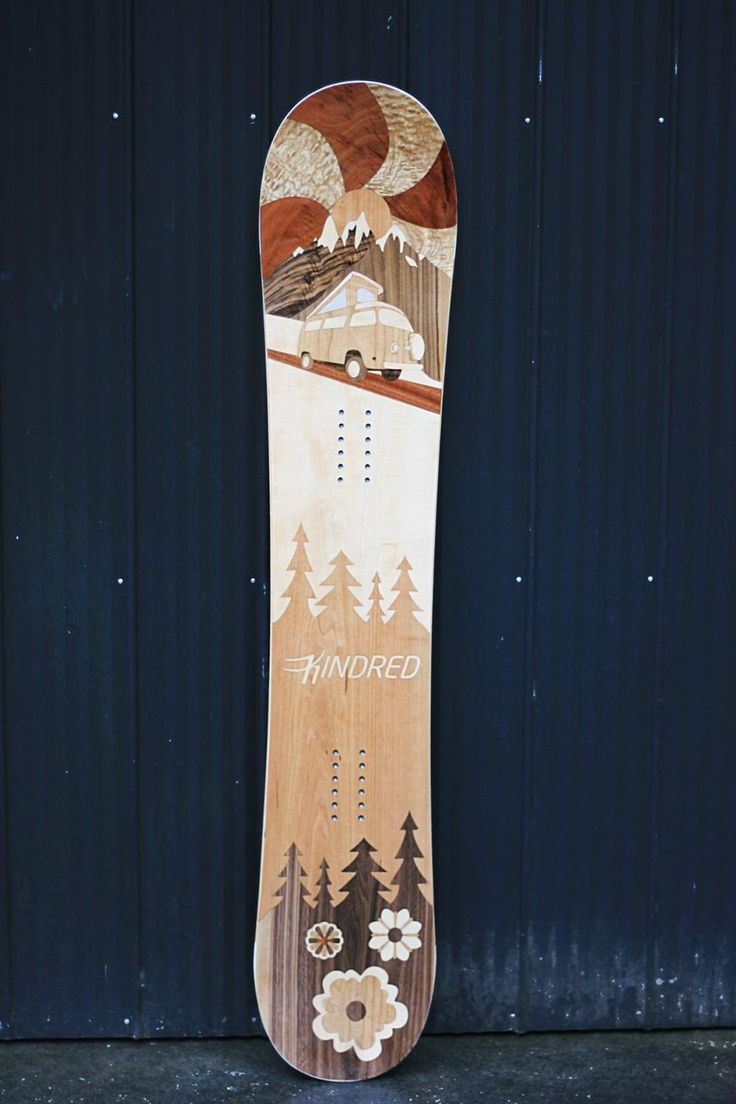 Kindred Custom Snowboards