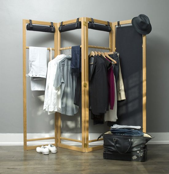 Nice screen, room divider, clothes rack by Loris et Livia