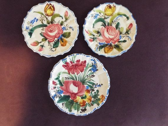 79 Best Images About Vintage Hand Painted Italian Pottery