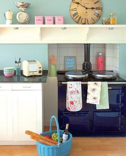 1000+ Images About Pastel Kitchen Dreams On Pinterest